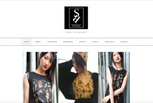 sanah photography website